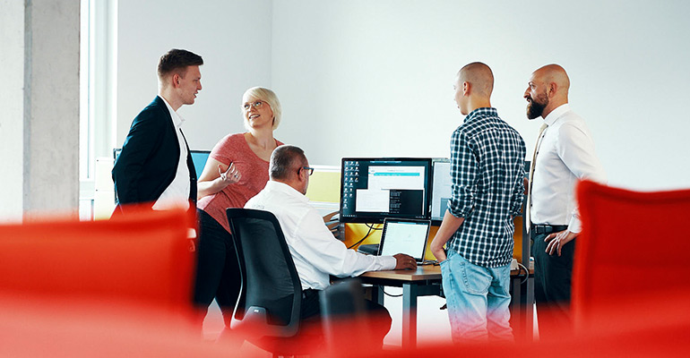 Modern Workplace - IT-Solutions bei Kaisys IT - Ihr IT-Dienstleister