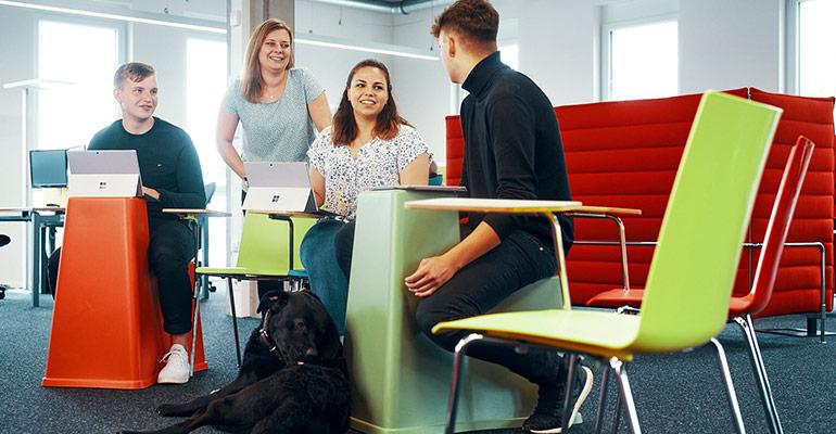 Modern Workplace - IT-Solutions bei Kaisys IT - Ihr IT-Dienstleister
