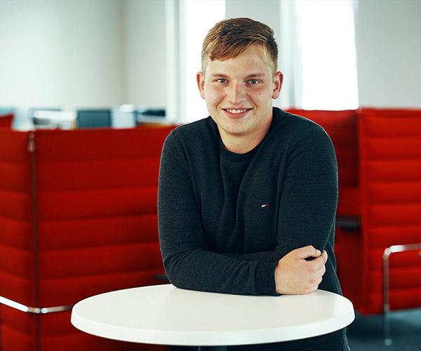 Kaisys IT - Technik - Dennis Reusch
