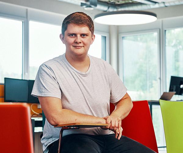 Kaisys IT - Technik - Tobias Radek